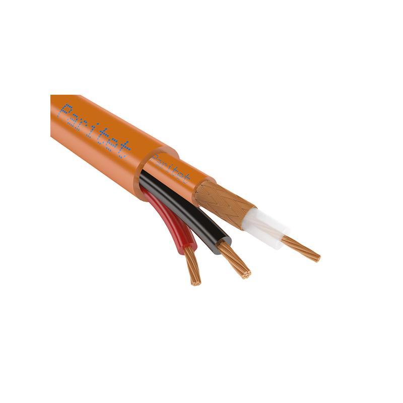 Паритет КВК-П-2 нг(А) HF 2*0,75 кабель (провод)