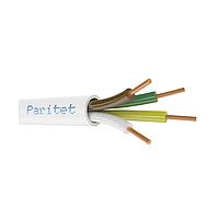 Паритет КСПВГ 4x0,35 мм кабель сигнальный 4-х жильный гибкий