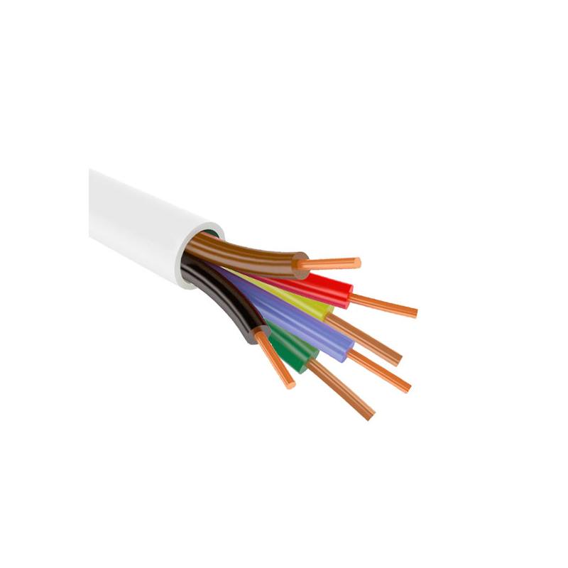 Паритет КСПВГ 6x0,35 мм кабель сигнальный 6-х жильный гибкий