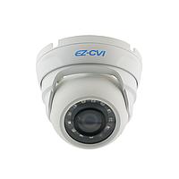 EZCVI HAC-T1A01P (2,8 мм) (Акция) 1МП HDCVI ИК купольная видеокамера