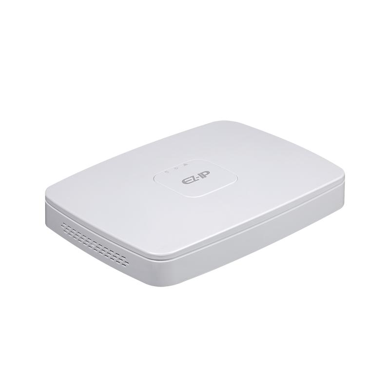 EZIP NVR1A08HS 8-канальный сетевой видеорагистратор, компактный, 1U