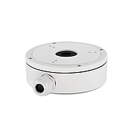 Hikvision DS-1280ZJ-S Монтажная коробка для уличных видеокамер, 137x53.4x164.8мм