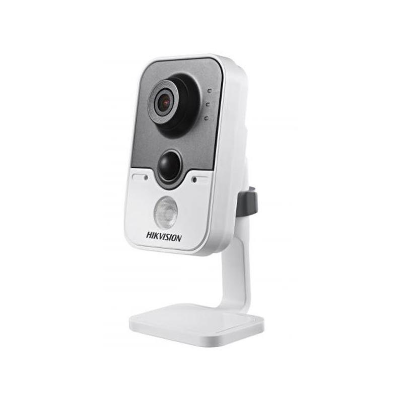 Hikvision DS-2CD2422FWD-IW (4 мм) IP кубическая видеокамера 2 МП, WI-FI