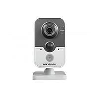 Hikvision DS-2CD2442FWD-IW (2,8 мм) IP кубическая видеокамера 4МП, WI-FI