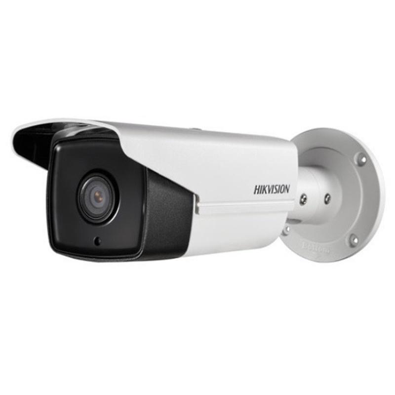 Hikvision DS-2CD2T43G0-I5 (4 мм) Сетевая видеокамера, 4МП, EasyIP 2.0 Plus