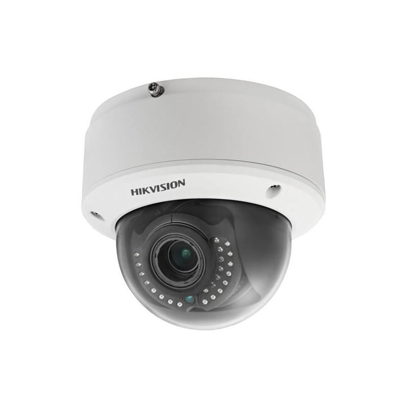Hikvision DS-2CD4124F-IZ Купольная SMART IP видеокамера