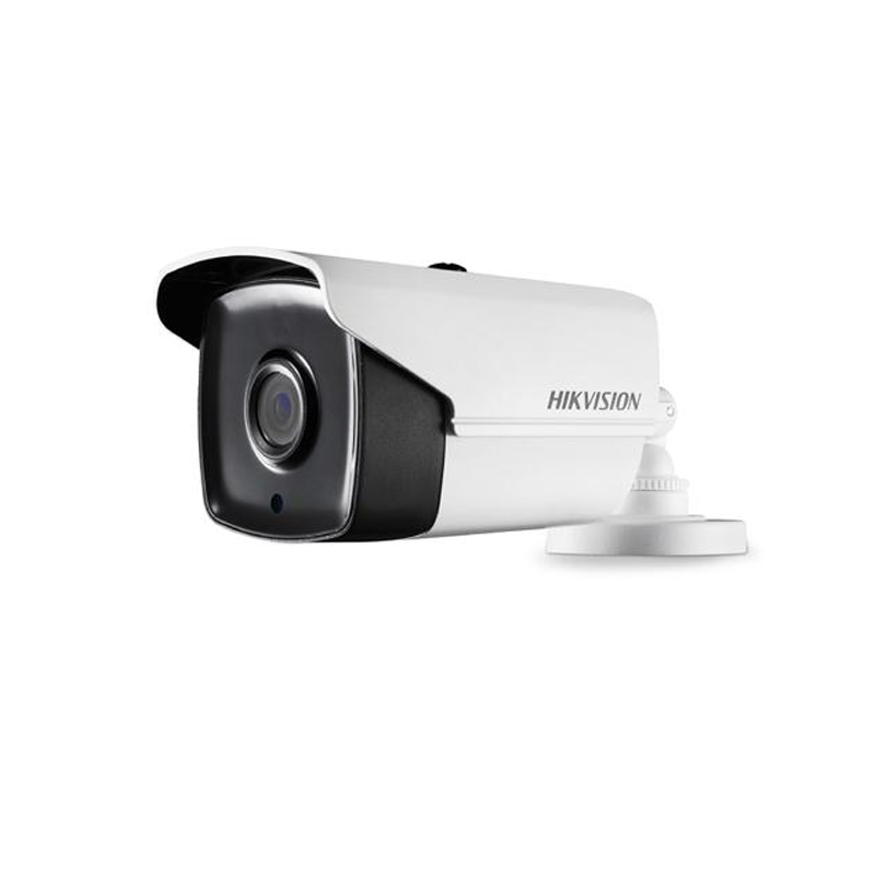 Hikvision DS-2CE16F7T-IT5 (3.6 мм) HD TVI 3МП EXIR  видеокамера для уличной установки