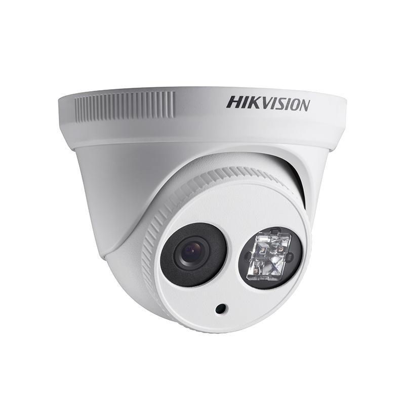 Hikvision DS-2CE56C2T-IT1 (2.8 мм) HD TVI 720P EXIR купольная видеокамера