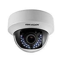 Hikvision DS-2CE56C5T-AVFIR (2.8-12 мм) HD TVI 720P ИК купольная видеокамера