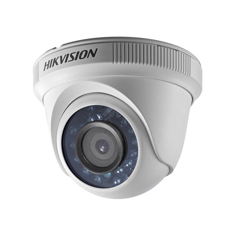 Hikvision DS-2CE56D1T-IR (6 мм) HD TVI 1080P ИК купольная видеокамера