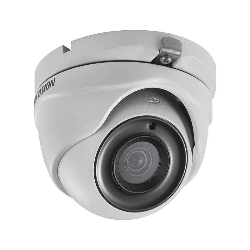 Hikvision DS-2CE56F7T-ITM (3.6 мм) HD TVI 3МП купольная видеокамера