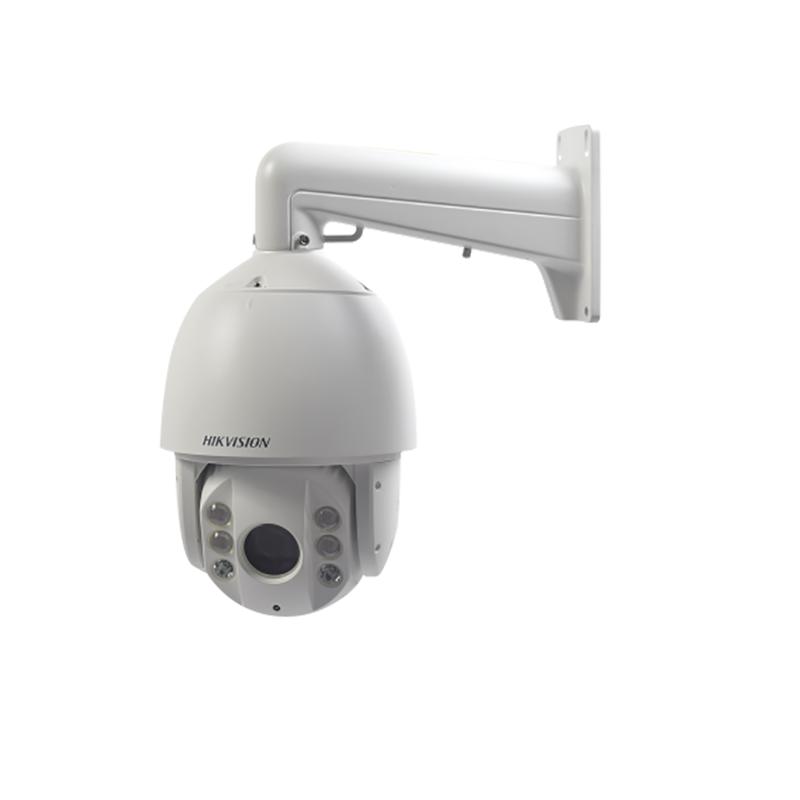 Hikvision DS-2DE7330IW-AE Сетевая высокоскоростная PTZ  видеокамера+ кронштейн на стену