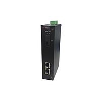 Hikvision DS-3D02T-A 2 канальный передатчик цифрового видео по оптоволокну