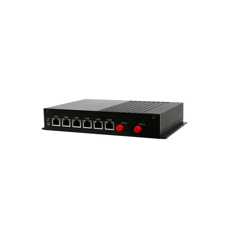 Hikvision DS-3D06R-A 6 канальный приемник цифрового видео по оптоволокну