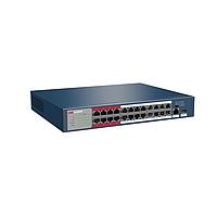 Hikvision DS-3E0326P-E/M PoE свитч 24-портовый