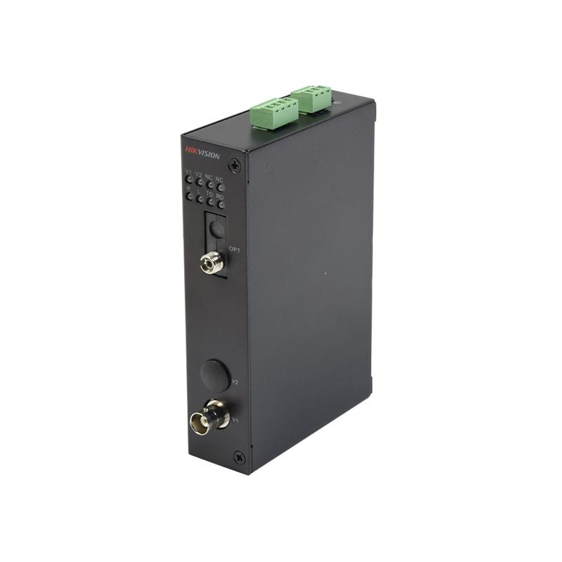 Hikvision DS-3V01R-AU/720 Приемник по оптоволокну на 1 канал