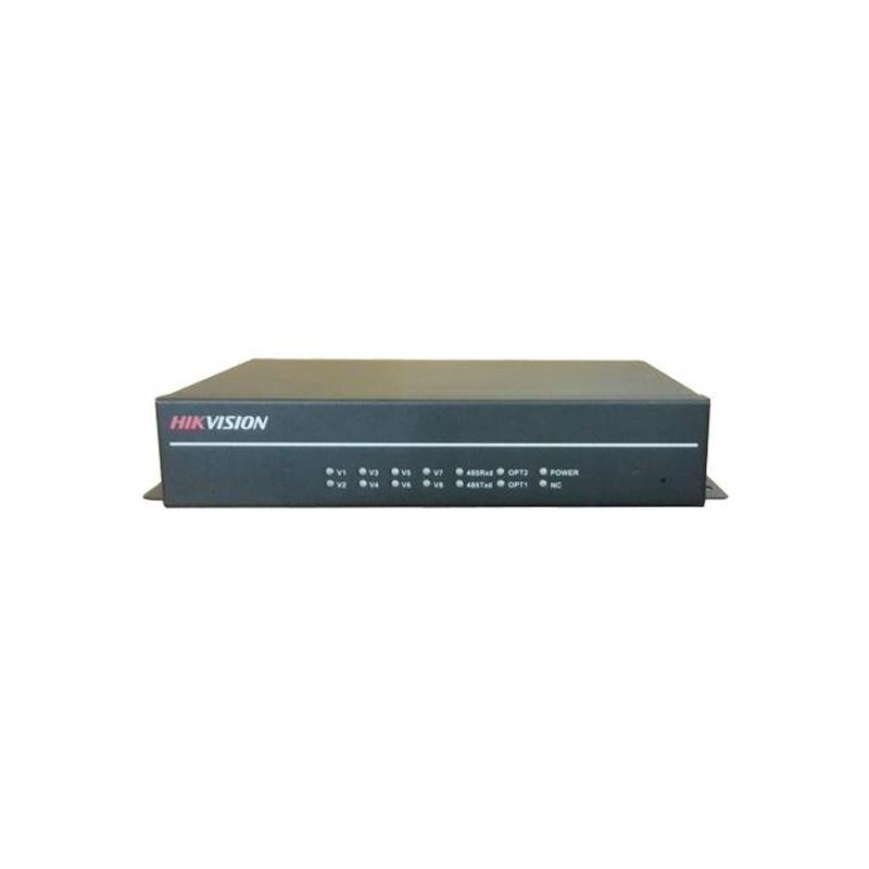 Hikvision DS-3V04R-A/720 Приемник по оптоволокну на 4 канала