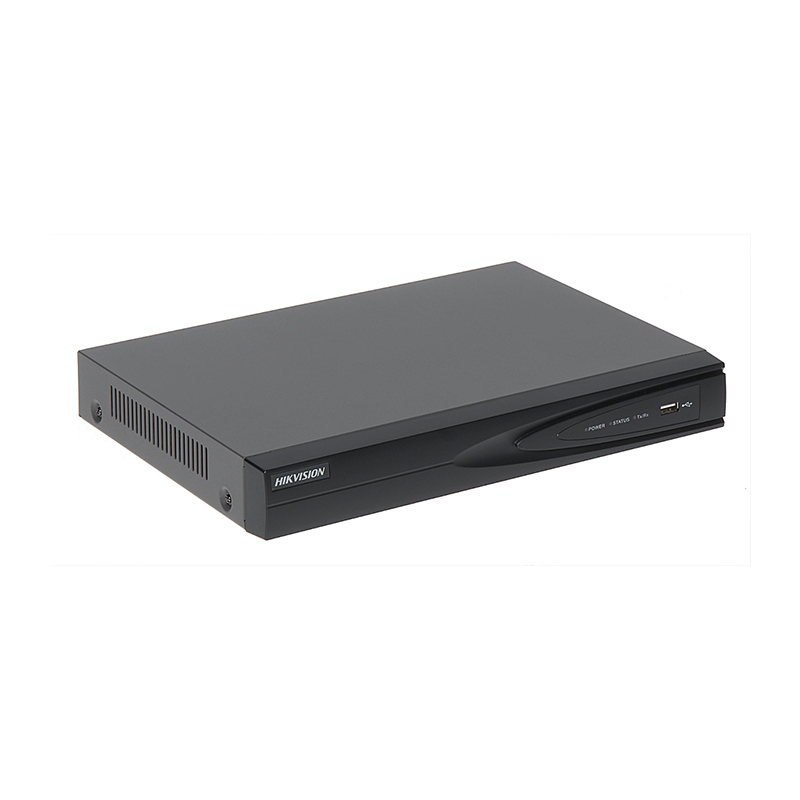 Hikvision DS-7604NI-E1/4P 4-канальный видеорегистратор с PoE