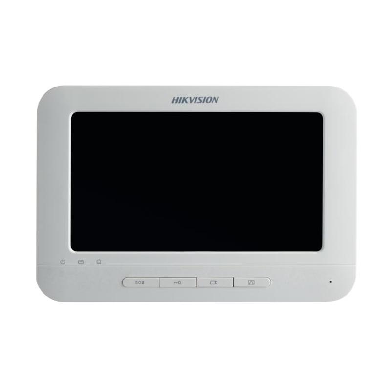 """Hikvision DS-KH6310-W IP видеодомофон, сенсорный 7"""" цветной TFT LCD экран"""