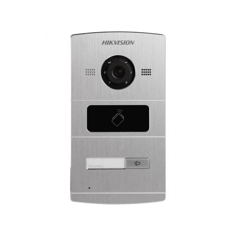 Hikvision DS-KV8102-IM IP вызывная панель, на 1-го абонента