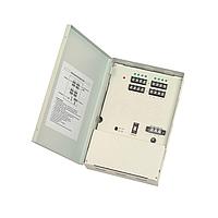 PW408U Источник питания 12V, 4A. 8 портов, встроенный аккумулятор 12V, 3.3 A