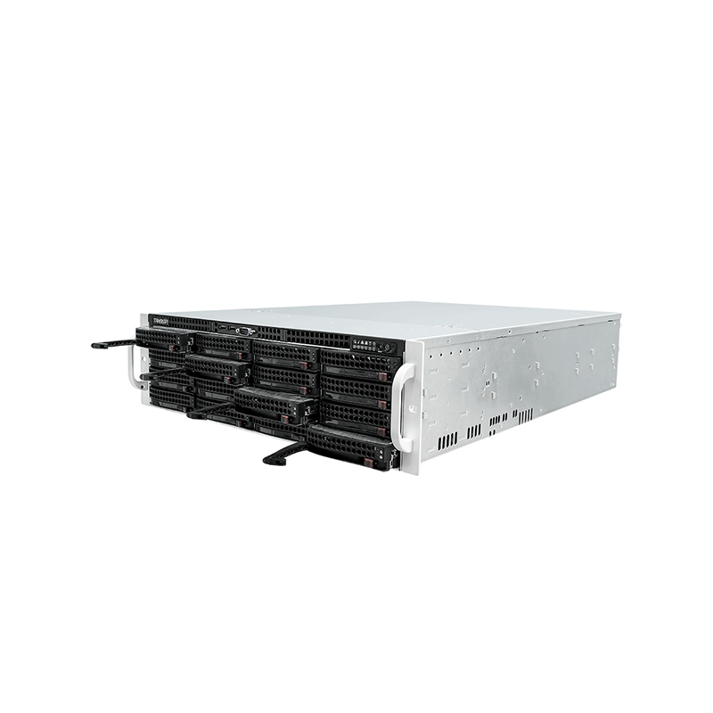 TRASSIR UltraStation 16/3 Сетевой видеорегистратор повышенной мощности
