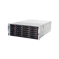 TRASSIR UltraStation 24/4 Сетевой видеорегистратор повышенной мощности