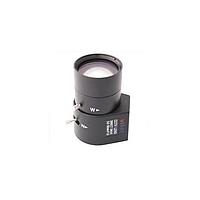 Visar VSL 0550A  объектив вариофокальный (5-50 мм) с АРД