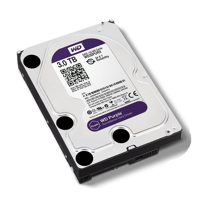 "WD30PURX Жесткий диск 3000ГБ Western Digital ""Caviar Purple"""