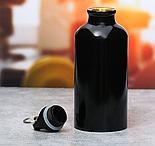 "Набор бутылка для воды 400 мл, полотенце ""Не бойся"" , фото 3"