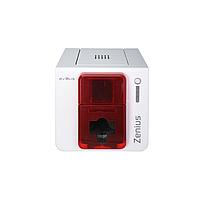 Evolis ZN1U0000RS Карт-принтер Zenius Classic, USB для односторонней цветной печати