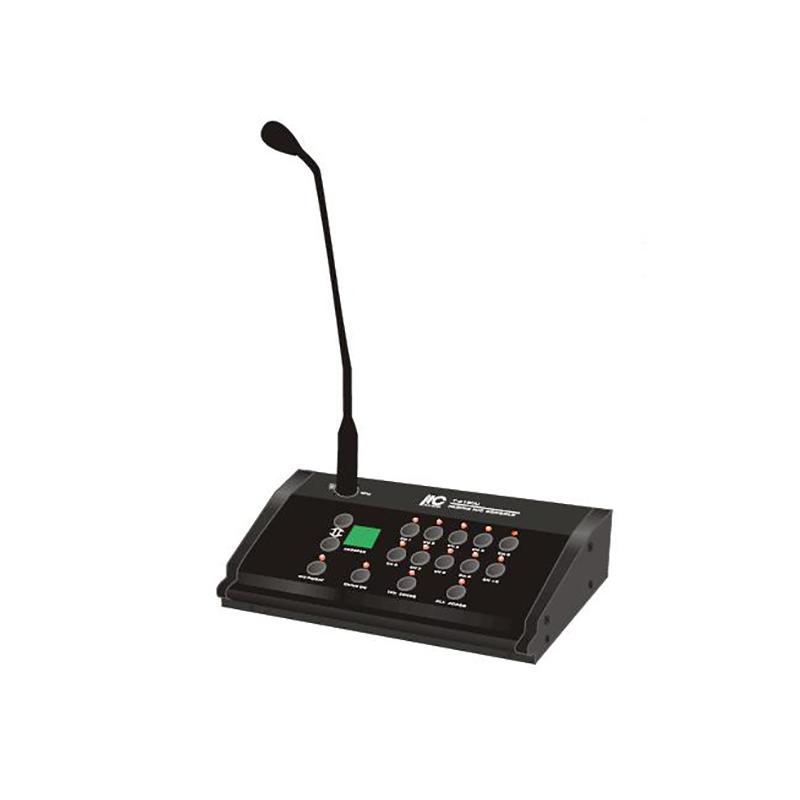 ITC T-218 Микрофонный пульт с конденсаторным микрофоном на гибкой шее