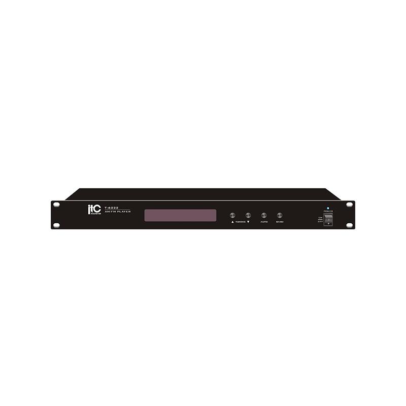 ITC T-6222 AM/FM Tuner, память на 99 станций