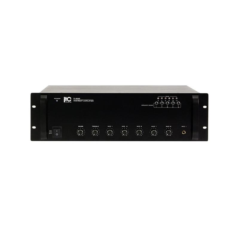 ITC TI-550  Микширующий усилитель, 5-ти зональный