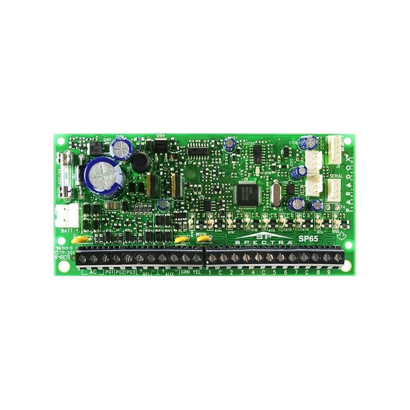Paradox SP65  Контрольная панель от 9-ти до 32-х зон