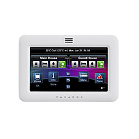 Paradox TM50_W Клавиатура с сенсорным экраном