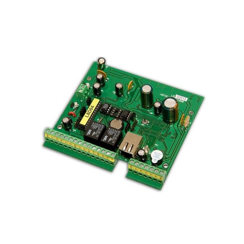 PERCo-AC02 1-01 Конвертер интерфейса Wiegand-26, 34, 37, 40, 42 - RS-485 (без корпуса)
