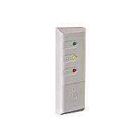 PERCo-IR07 Считыватель бесконтактный со светодиодными индикаторами (белый) MIFARE