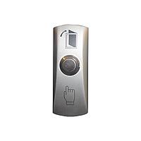 SLINEX DR-02 Кнопка выхода металлическая накладная
