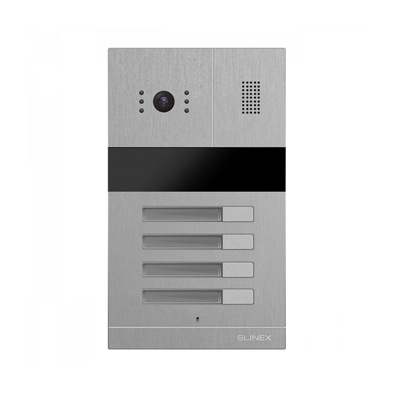 Slinex MA-04, панель вызова на 4 абонента