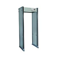 UZ800 арочный металлодетектор 33 зоны обнаружения