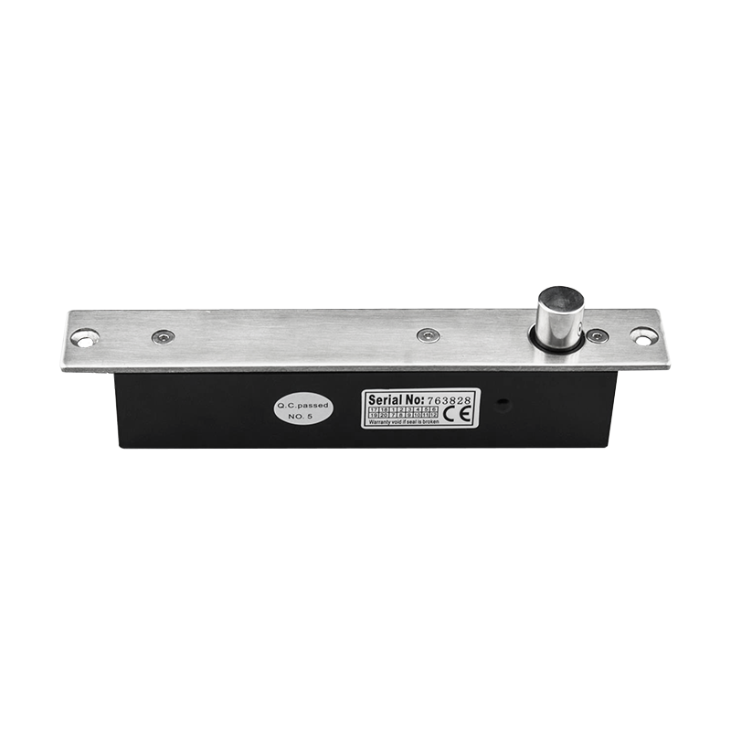 АХ077В Врезной электромеханический соленоидный замок (NO контакты)