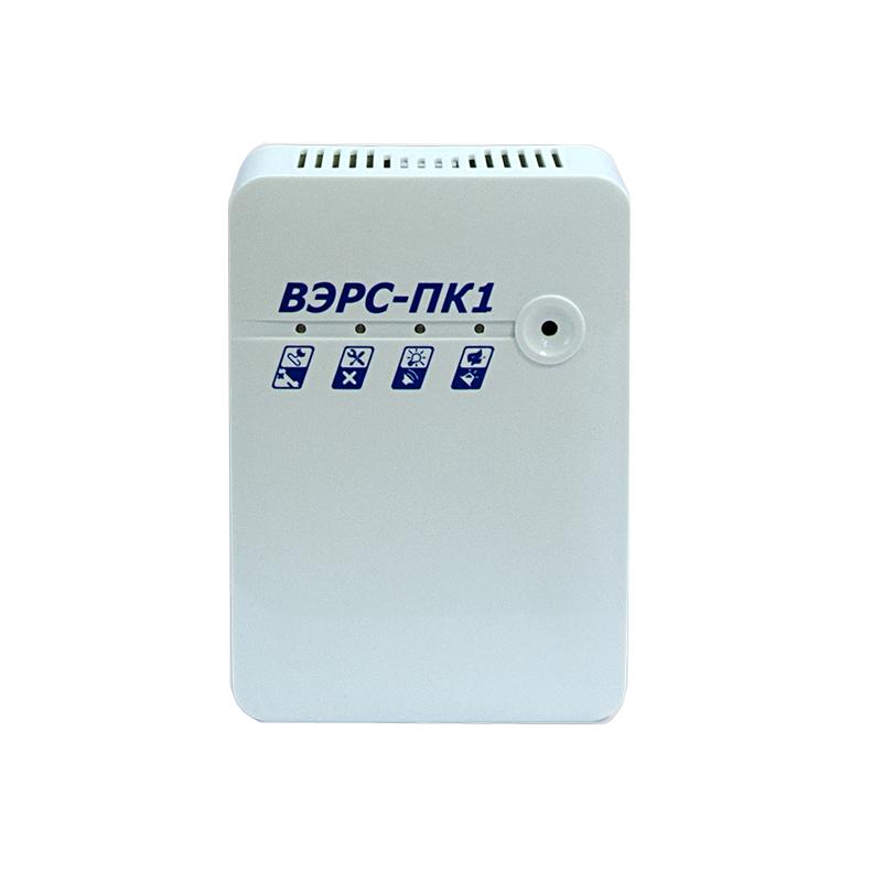 ВЭРС-ПК 1 ТМ-01 Прибор приемно-контрольный охранно-пожарный