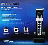Профессиональная машинка для стрижки Nikai, фото 2