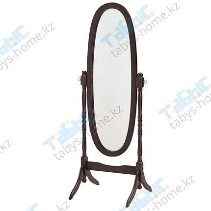 Зеркало овальное на ножках GC 0648 (темный оттенок цвета), фото 2