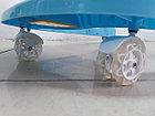 Ходунки 4 в 1 Первые шаги на гелевых колесиках. Kaspi RED. Рассрочка., фото 7
