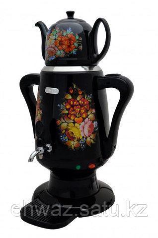 Самовар электрический STARLUX с заварочным чайником.
