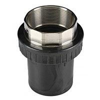 Концевое соединение 110 мм с внутренней резьбой