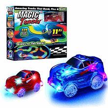Гоночная трасса Magic tracks220 с качественной машинкой на 5 LED