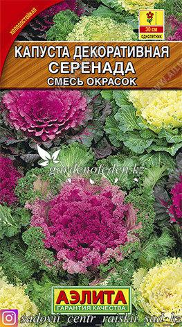 """Семена капусты декоративной Аэлита """"Серенада""""., фото 2"""